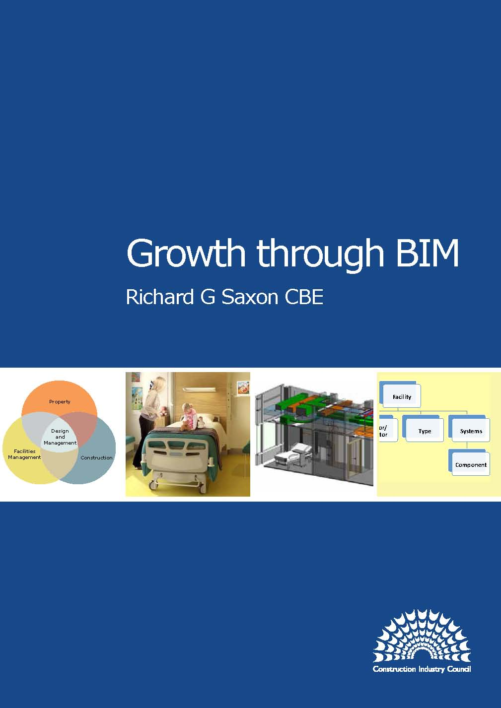 Growth Through BIM front page